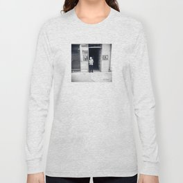 A Sweet Chinese Life In The Street Long Sleeve T-shirt
