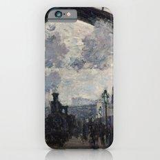 Monet - The Gare St. Lazare Slim Case iPhone 6s