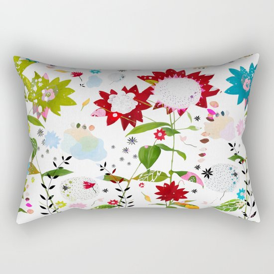flisse Rectangular Pillow