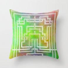 DEDALUS Throw Pillow