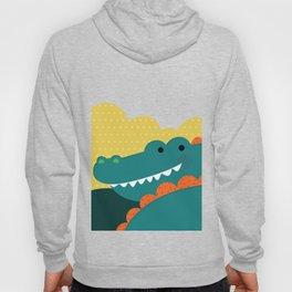 Crocodile rock Hoody