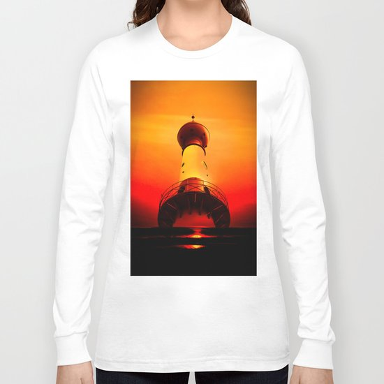Lighthouse romance Long Sleeve T-shirt