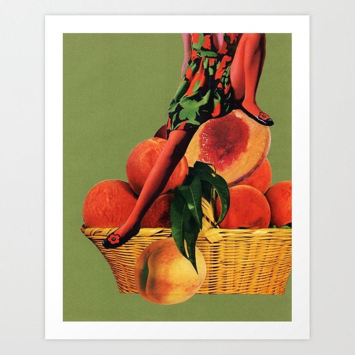 Ripe II Art Print