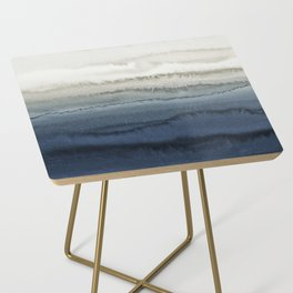 WITHIN THE TIDES - CRUSHING WAVES BLUE Side Table