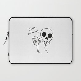 STOP WHINING. Laptop Sleeve