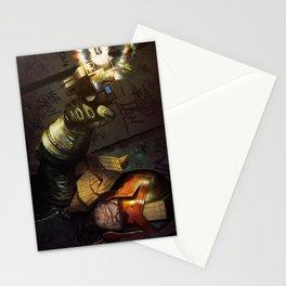 Dredd Stationery Cards