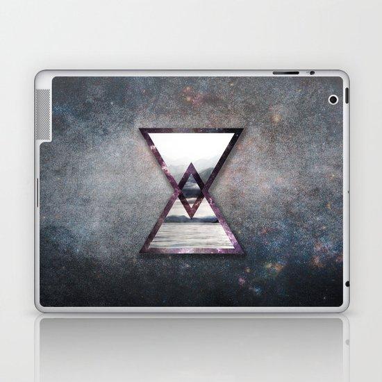 Irregular Galaxy Laptop & iPad Skin