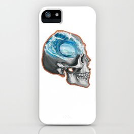 Ocean Minded iPhone Case