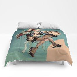 La Femme Comforters