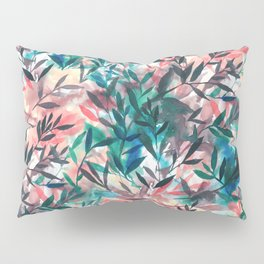 Changes Coral Pillow Sham