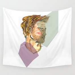 Print Wall Tapestry