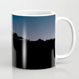 Sunrise over Mount Rainier. Coffee Mug