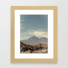 San Pedro de Atacama III Framed Art Print