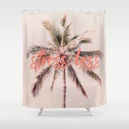 Stress Less Shower Curtain