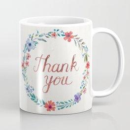 Thank you! Coffee Mug