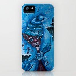 Monsieur iPhone Case