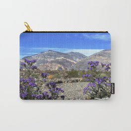 Panamint Wildflowers Carry-All Pouch