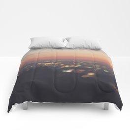 Los Angeles. Everyone's A Star No.2 Comforters