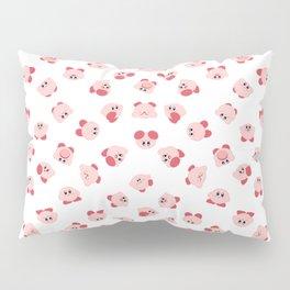 pupupu pink madness pattern Pillow Sham