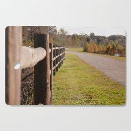Fence Cutting Board