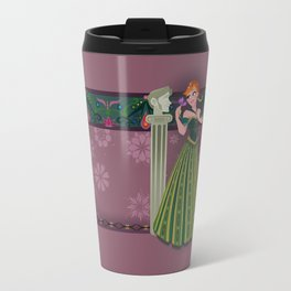Frozen Anna Coronation Travel Mug