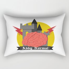 Abby Normal - Young Frankenstein Rectangular Pillow