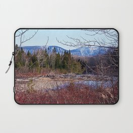 The Way to the Mountain Laptop Sleeve