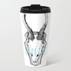 Exactly Perfect  Metal Travel Mug
