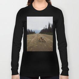 Road Fox Long Sleeve T-shirt
