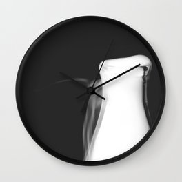 Dark Science Wall Clock