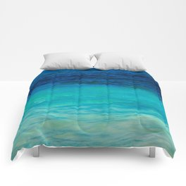 SEA BEAUTY Comforters