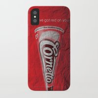 shaun of the dead iPhone & iPod Cases featuring Shaun of the Dead by Lucas Bergertime
