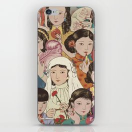 The Song of Everlasting Sorrow #1 iPhone Skin