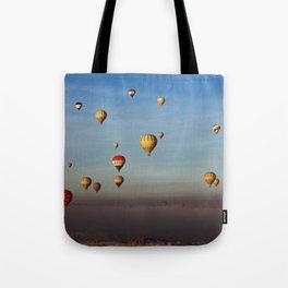 Hot Air Balloons - Cappadocia  Tote Bag