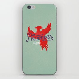 Phoenixes iPhone Skin