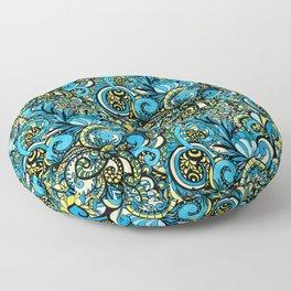 Seaside Rendezvous Floor Pillow