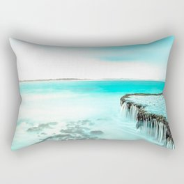 Vivonne Bay, Kangaroo Island Rectangular Pillow