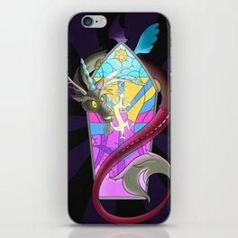 King of Chaos iPhone Skin