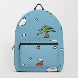 Christmas spirit Backpack
