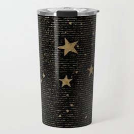 Vintage Black Magic Travel Mug