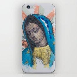 Mi Morenita iPhone Skin