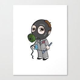 Lil Mysterioso Canvas Print