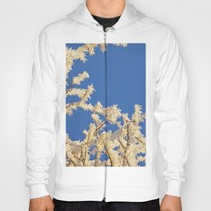 Frosted Trees Winter Hoody