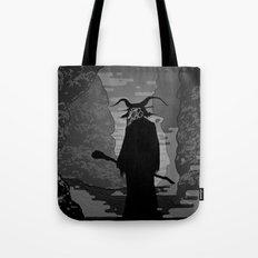 The Demon Tote Bag