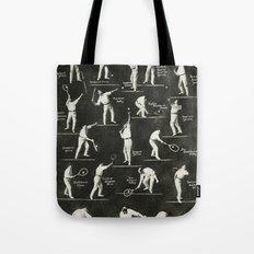 gentlemen prefer tennis Tote Bag