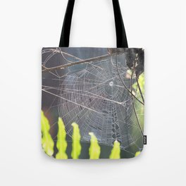 The Weaver Tote Bag
