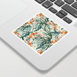 Exotic flower nature-07 Sticker