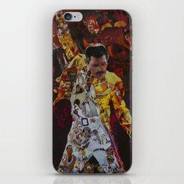 queen collega iPhone Skin