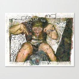 Spiritual Healing Canvas Print