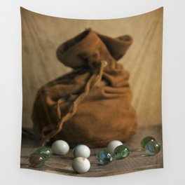 Marbles Wall Tapestry